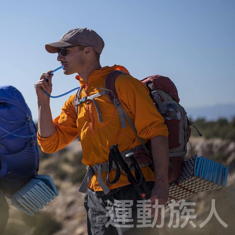 【💥美國製 背囊水袋】1L - 3L Platypus Hoser 戶外供水用瓶子 小巧輕便 背囊水袋 行山 越野 跑步 多容量選擇