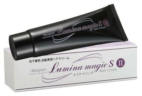 AURA Lumina S II 可免沖洗太陽染髮劑