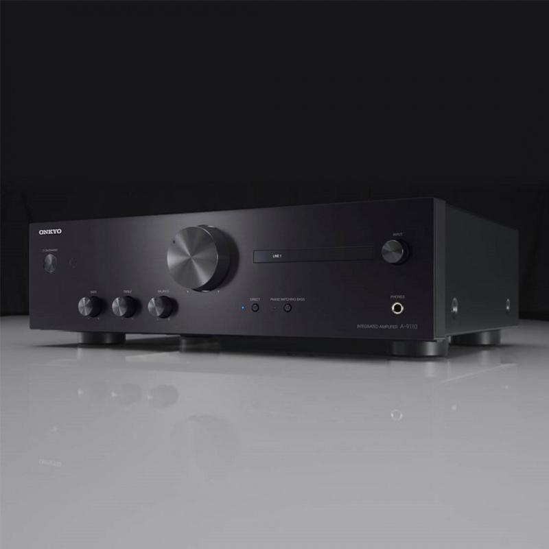 Onkyo A-9110 合併立體聲擴音機 (黑魂版)