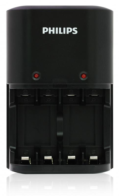 飛利浦 Philips - 電池充電器(AA及AAA電池同時適用) - SCB1411NB