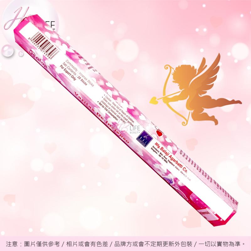 ORA Balaji Cupid 吸引愛情支裝香(20支)