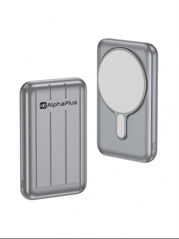 Alphaplus MS-10PD 10000mAh MagSafe 磁吸充電器 3-7工作天寄出