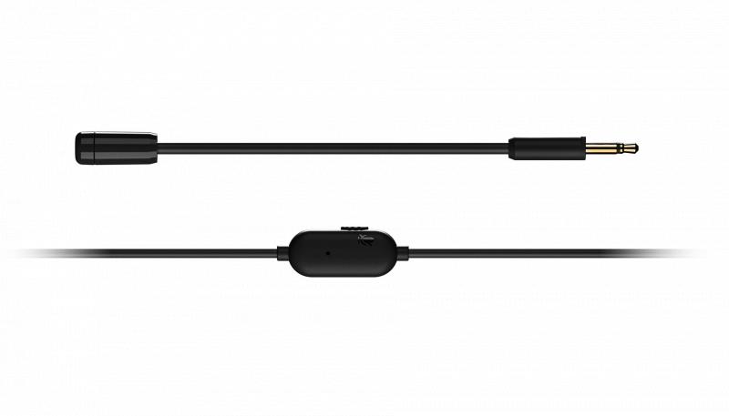 Steelseries TUSQ In-ear mobile 電競耳機
