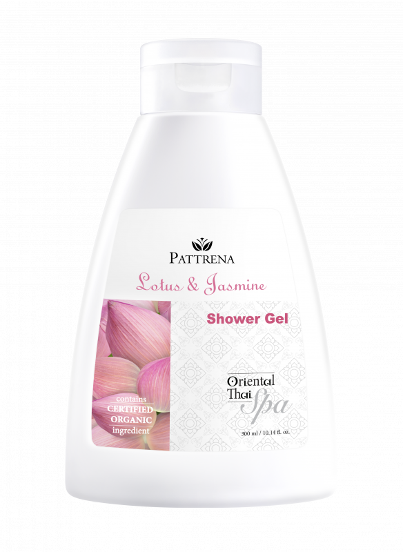 Pattrena - 《沐浴露》蓮花與茉莉