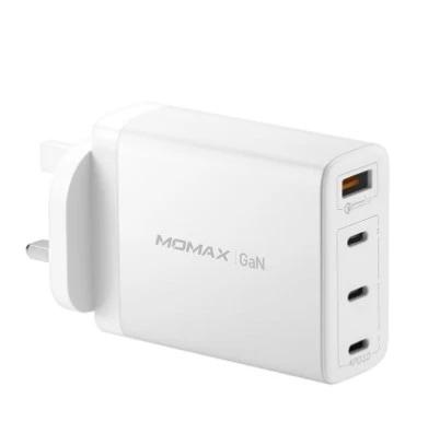 Momax ONE Plug GaN 100W 四輸出快速充電器 UM22 [3-7工作天寄出]