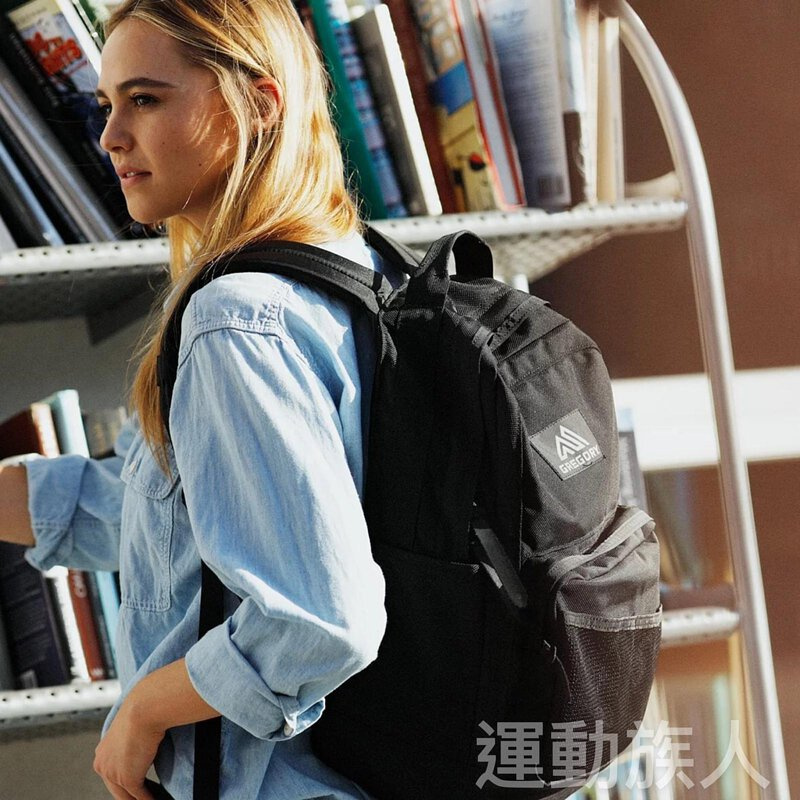 【💥 新色】22L Gregory Campus Day M 大容量 背囊 背包 書包 灰色 日本直送