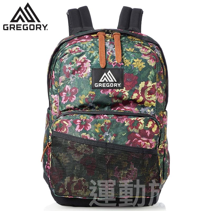 【💥 日本直送】22L Gregory Campus Day M 大容量 背囊 背包 書包 GARDEN TAPESTRY Backpack