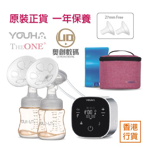 Youha - 優合 Youha The ONE電動奶泵 香港行貨