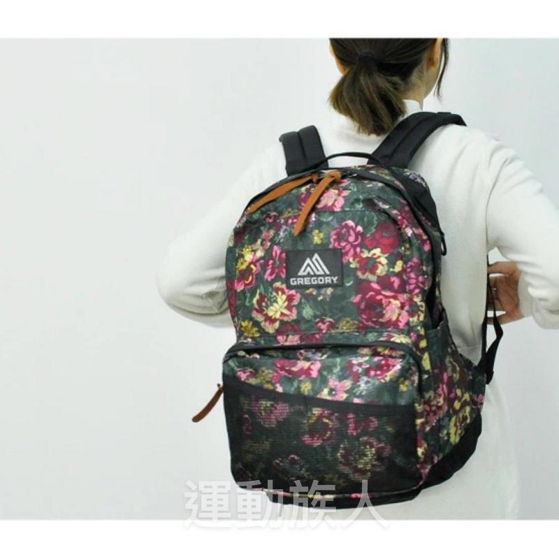【💥 日本直送】22L Gregory Campus Day M Backpack 大容量 背囊 背包 書包 黑色 Black