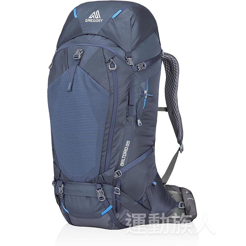 【💥行山 / 遠行 大背囊】65L GREGORY BALTORO 65 M 版 65L 行山 遠行 背囊 多用途 山野 遠足 耐用 日本直送 DUSK BLUE 藍色