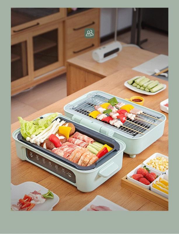 日本Yohome新煮意折疊萬用焗爐
