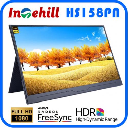"Intehill 15.8"" 便攜式顯示器 (HS158PN)"