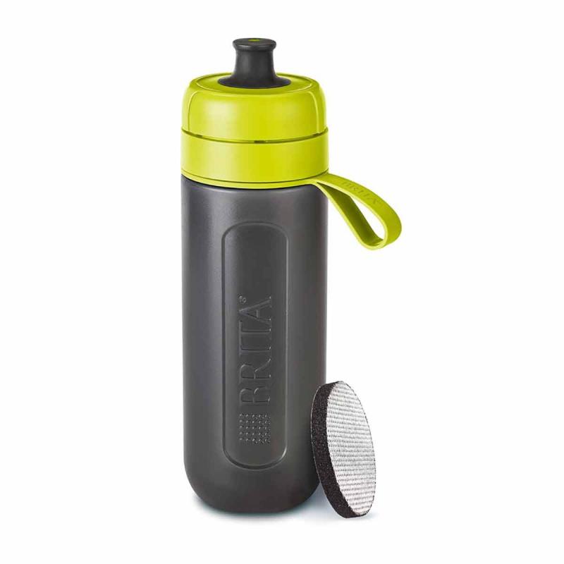 BRITA Fill&Go Active 濾水瓶 + 濾芯片