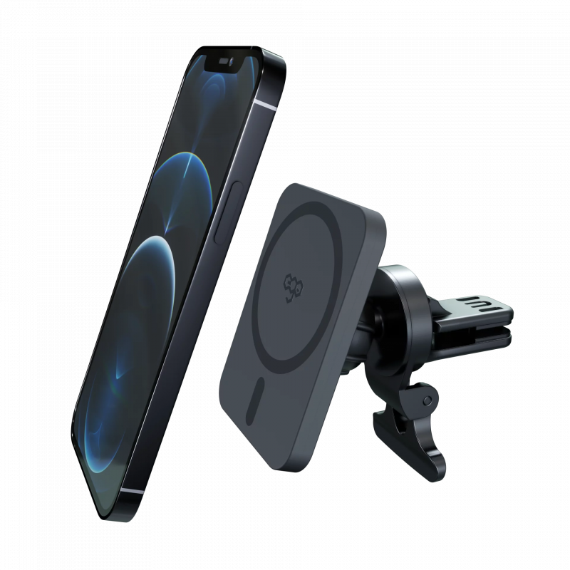 Ego - MagStand 15W Apple Iphone 12 無線快充磁石車架 MS01