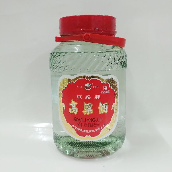 紅荔高粱酒5L $620/箱