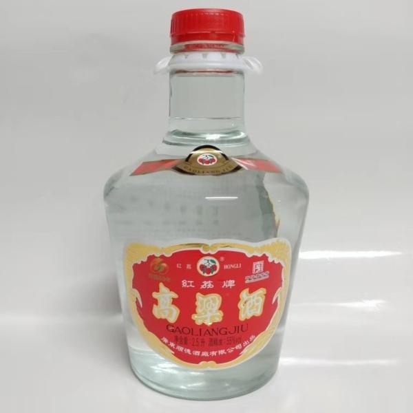 紅荔高粱酒2.5L $620/箱