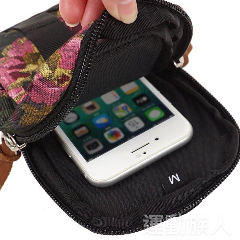 【💥 日本直送】0.57L GREGORY Quick Padded Case M 附件袋 收納袋 腰包 掛袋 DARK LEOPARD