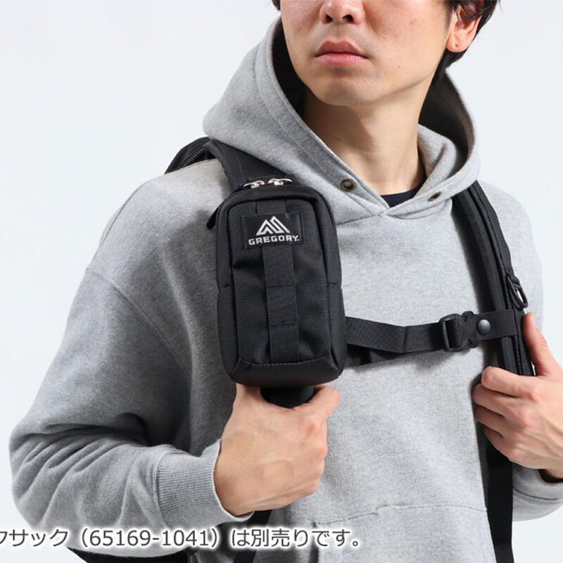 【💥 日本直送】0.57L GREGORY Quick Padded Case M 附件袋 收納袋 腰包 掛袋 GARDEN TAPESTRY