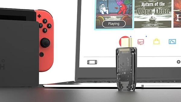 美國 Genki Switch Playstation 電腦轉換器 4月尾寄出