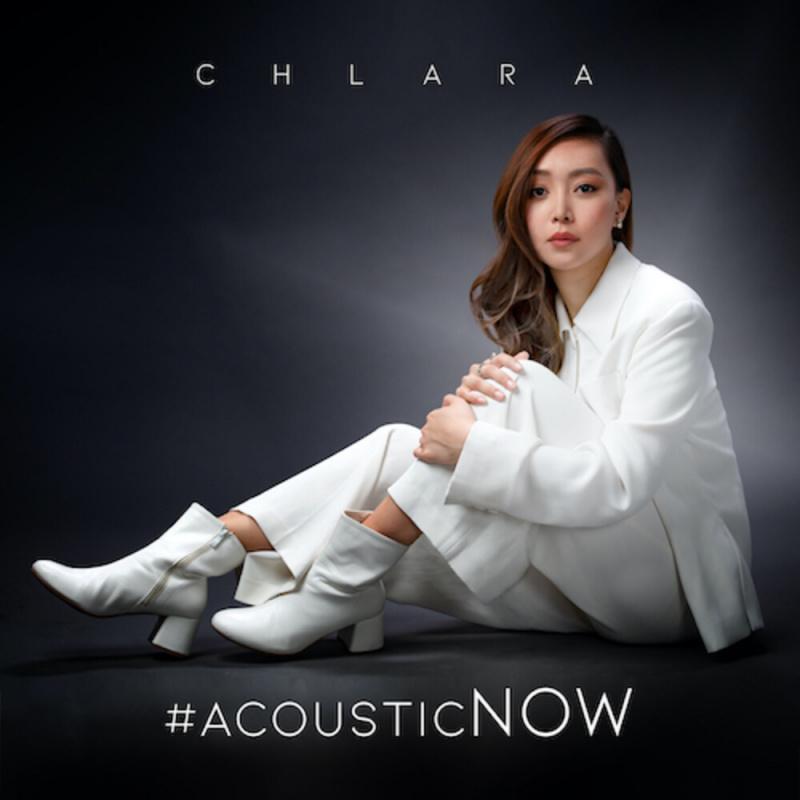 Chlara: #acousticNOW (MQA-CD)