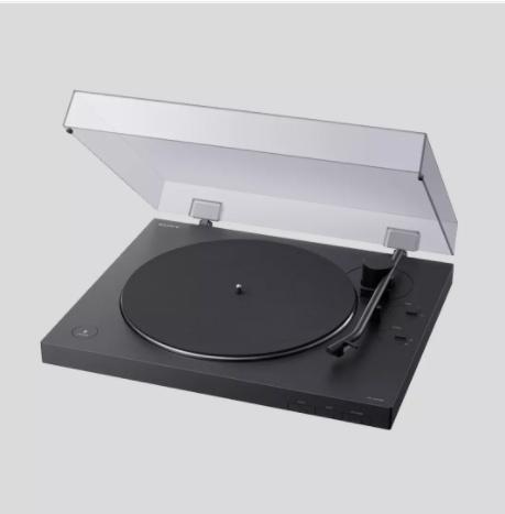 Sony PS-LX310BT 黑膠唱片機 黑色