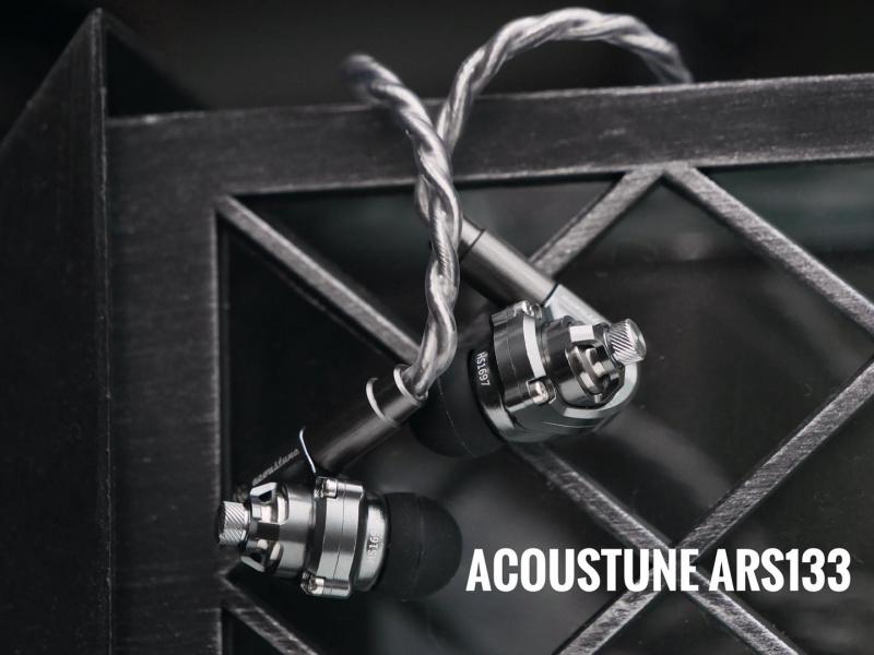 Acoustune ARS133 4.4mm