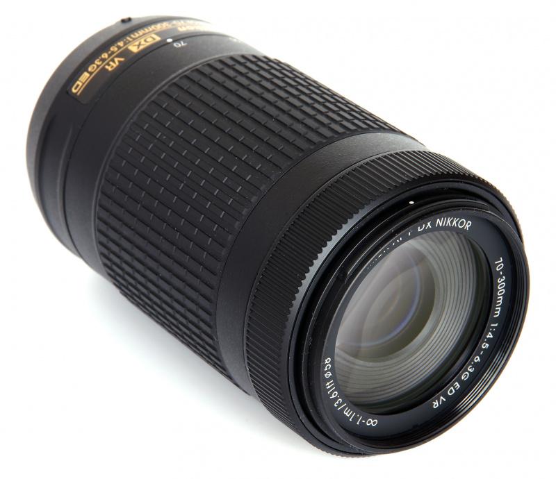 Nikon AF-P DX NIKKOR 70-300mm F/4.5-6.3G ED VR 鏡頭