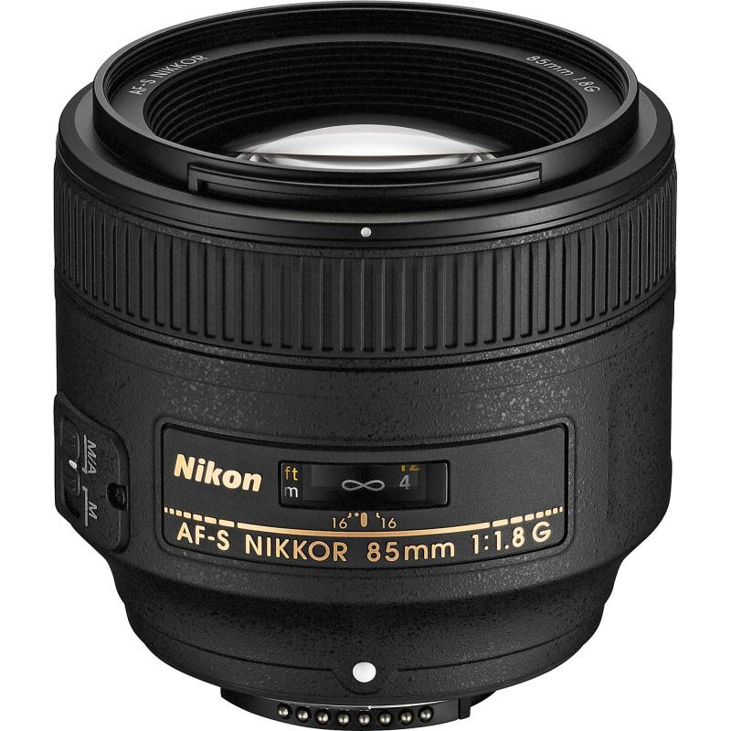 Nikon AF-S NIKKOR 85mm f/1.8G 鏡頭