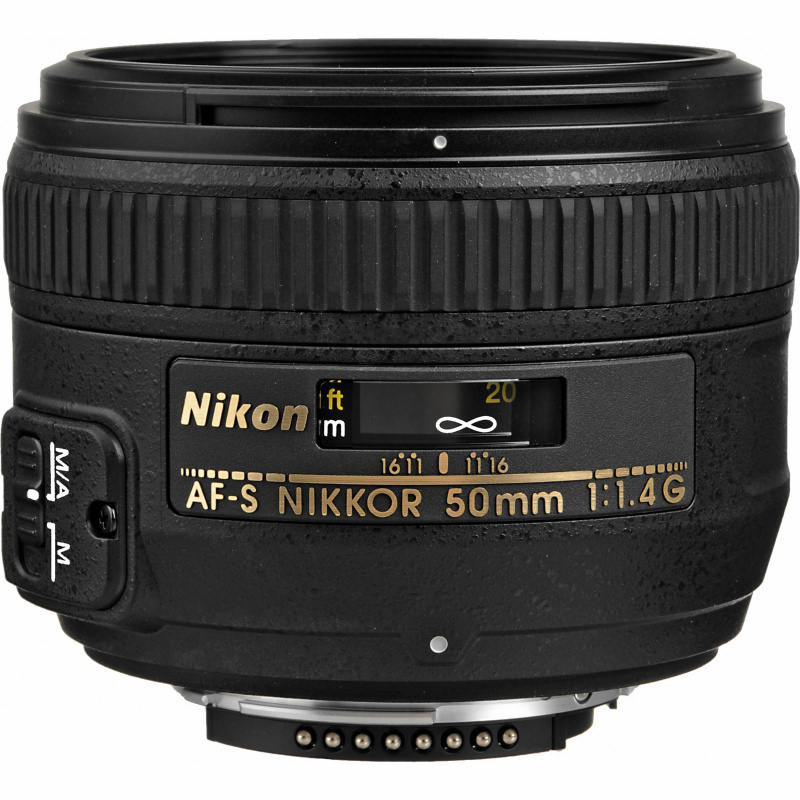 Nikon AF-S NIKKOR 50mm f/1.4G 鏡頭