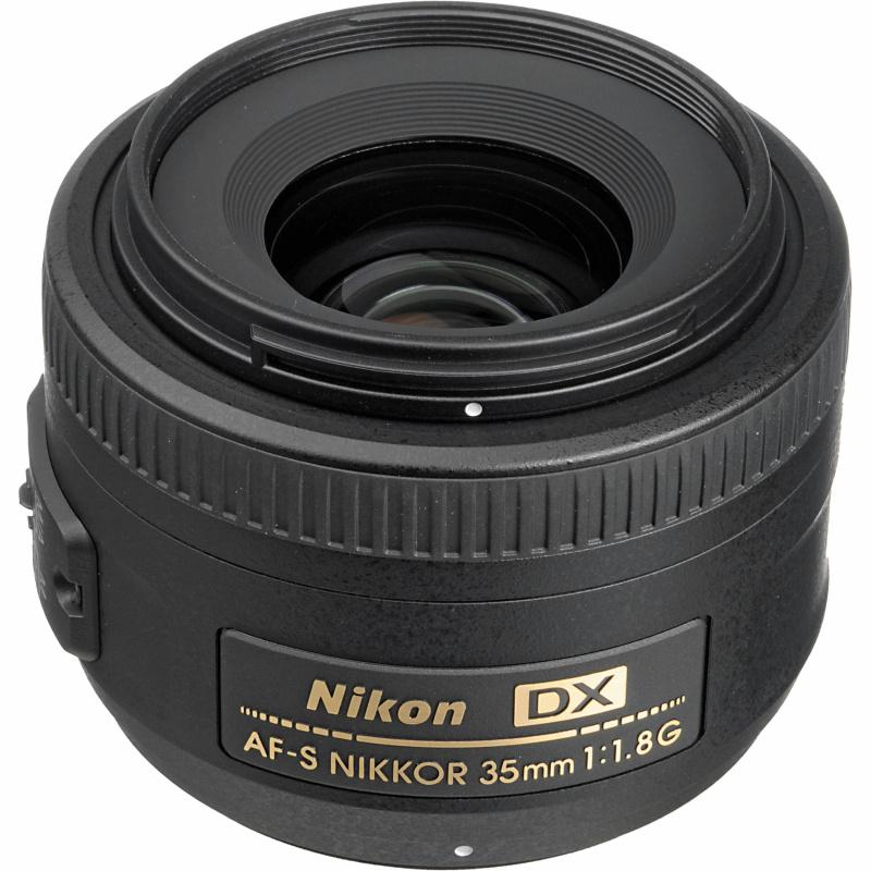 Nikon AF-S DX NIKKOR 35mm f/1.8G 鏡頭