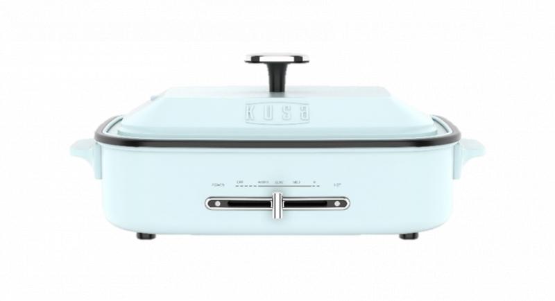 日本KUSA KS-MFP100 多功能電烤盤 KS-MFP100