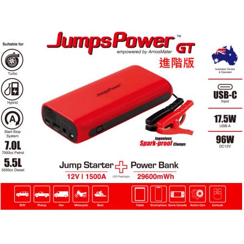 Jumpspower GT進階版 第 3 代迷你過江龍 29600mWh