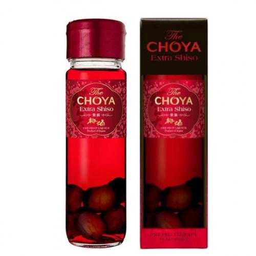 Choya 蝶矢 特選紫蘇梅酒 Extra Shiso 700ml | 禮盒裝
