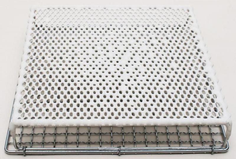 丸十金網 陶瓷烤網 22cm