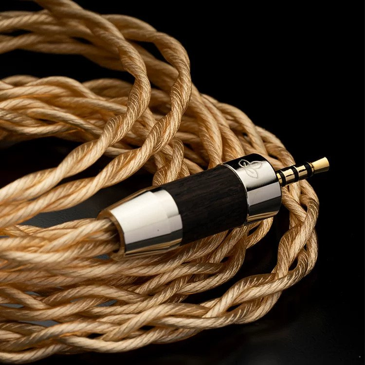 ERUA Audio Miro 高級耳機升級線