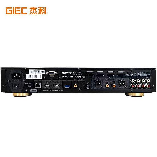 杰科旗艦級4K藍光機 BDP-G5800