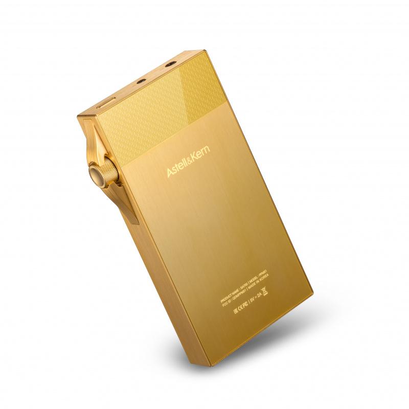 【金鋼限量版最後倒數】Astell&Kern SA700 Vegas Gold 即送 MicroSD 256GB 記憶卡 1 張