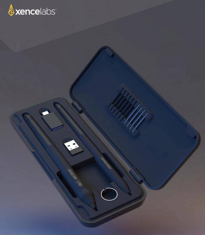 Xencelabs 專業繪圖板 - Pen Tablet Medium 中板(黑色)