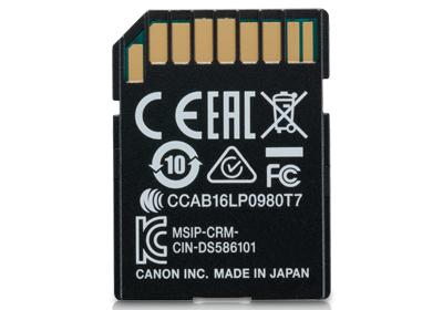 Canon Wi-Fi W-E1 界面卡