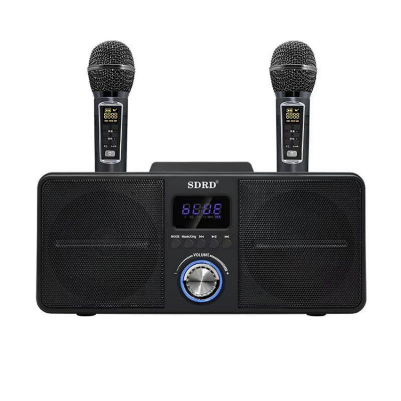 SDRD SD-309 K歌神器 Speaker+2 mic KTV