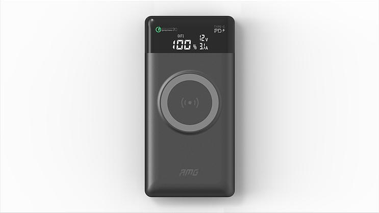 Amg-CT EX5 12000mAh Power Bank 行動電源