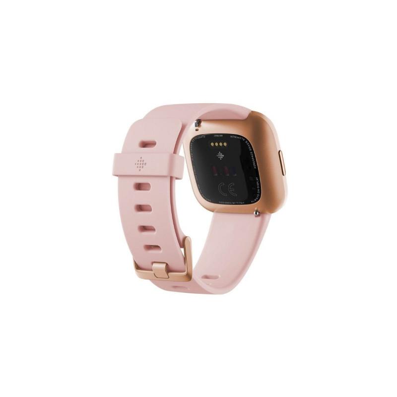 [香港行貨] Fitbit - Versa 2(NFC)智能手錶(2色)