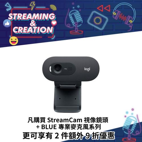 Logitech C505 網路攝影機