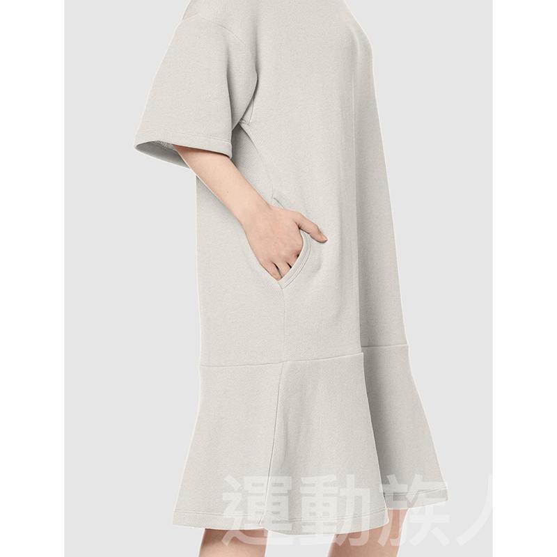【💥日本直送】Champion 運動連衣裙 魚尾設計 女士 M/L可選 淺灰色