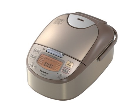 Panasonic IH磁應金鑽西施電飯煲(1.0公升) SR-JHS109