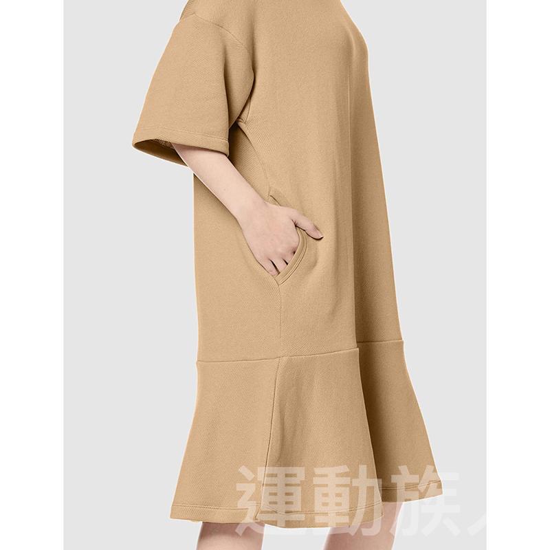 【💥日本直送】Champion 運動連衣裙 魚尾設計 女士 M/L可選 卡其色