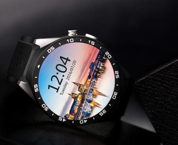 King Wear 史上功能最強 智能手錶 Case Station 【送MON 貼】香港行貨 一年保養