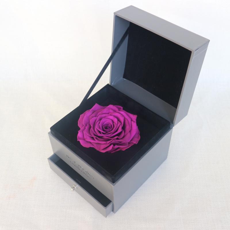 仿真玫瑰花首飾盒 [6款]