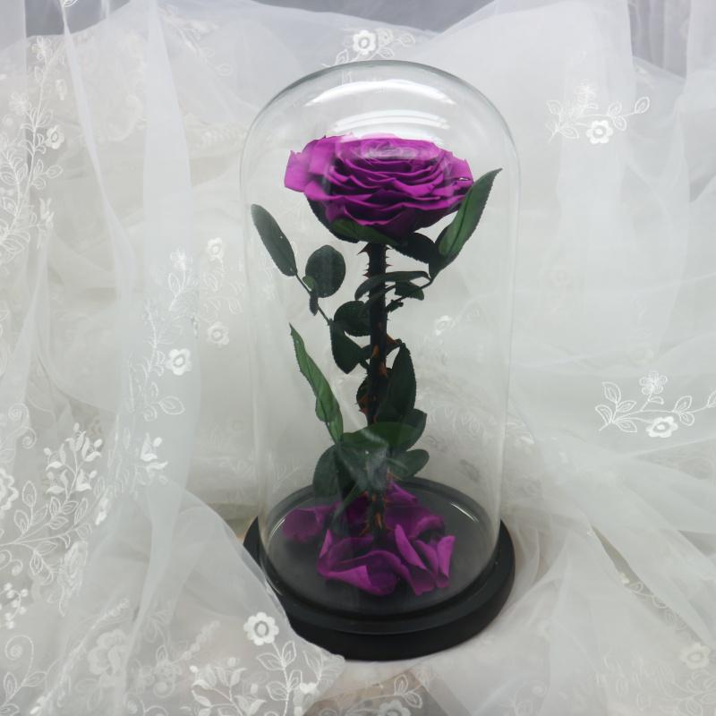 永生玫瑰花禮盒裝 [多色2尺寸]