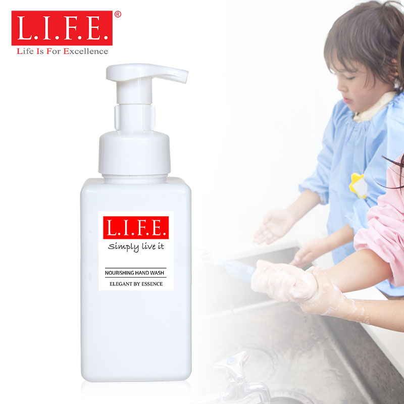 Kingston白瓷瓶洗手液 450 毫升(不含洗手液)